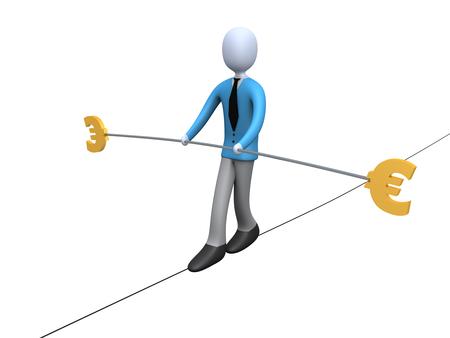 Eurons omöjliga balans